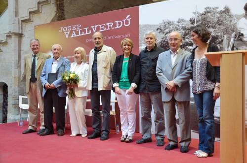 Homenatge a Lleida (foto de grup)